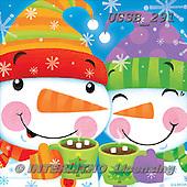 Sarah, CHRISTMAS SANTA, SNOWMAN, WEIHNACHTSMÄNNER, SCHNEEMÄNNER, PAPÁ NOEL, MUÑECOS DE NIEVE, paintings+++++SnowmanCoco-12-A,USSB291,#X#