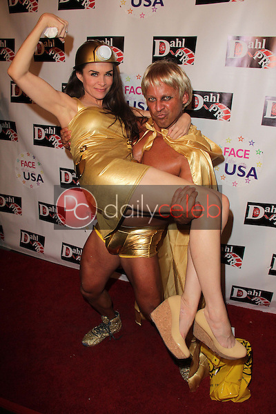 Alicia Arden<br /> at the Monster Man Costume Ball, Cabo Wabo, Hollywood, CA 10-16-13<br /> David Edwards/Dailyceleb.com 818-249-4998