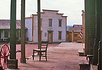 EAVES RANCH-A WESTERN MOVIE SET