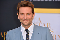 "LOS ANGELES, CA. September 24, 2018: Bradley Cooper at the Los Angeles premiere for ""A Star Is Born"" at the Shrine Auditorium.<br /> Picture: Paul Smith/Featureflash"