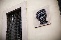 Aldo Moro (Antifascist Partizan. Member of the Partigiani: the Italian Resistance during WWII).<br /> <br /> Roma & Romans Part 11 - 2018.