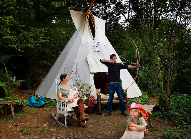 Jessie, Terence and Ben.<br />