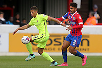 Dagenham & Redbridge vs Hartlepool United 17-10-15