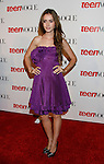 LOS ANGELES, CA. - September 18: Actress Lily Collins arrives at the Teen Vogue Young Hollywood Party at the Los Angels County Museum Of Art on September 18, 2008 in Los Angeles, California.