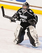 Alanna Serviss (PC - 33) - The Boston College Eagles defeated the visiting Providence College Friars 7-1 on Friday, February 19, 2016, at Kelley Rink in Conte Forum in Boston, Massachusetts.