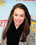 "HOLLYWOOD, CA. - December 05: Chloe Bridges arrives at Variety's 3rd annual ""Power of Youth"" event held at Paramount Studios on December 5, 2009 in Los Angeles, California."