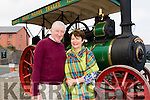 Enjoying the Threshing Festival and Vintage Rally at Blennerville Windmill on Sunday were  Dave McCarthy and Mary McCarthy