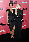 "Halle Berry and Abigail Breslin at the premiere for ""The Call"" held at Archlight  Theater in Los Angeles, CA. March 5, 2013."