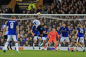 28th September 2017, Goodison Park, Liverpool, England; UEFA Europa League group stage, Everton versus Apollon Limassol; Alef of Apollon Limassol heads on goal