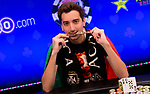 Diogo Veiga - 2018 WSOP Big Blind Antes $3,000 No-Limit Hold'em Winner