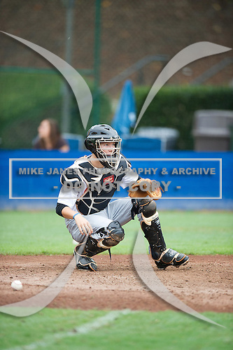 William Robbins #17 during the Team One South Showcase presented by Baseball Factory at Chappell Park on July 14, 2012 in Atlanta, Georgia.  (Copyright Mike Janes Photography)