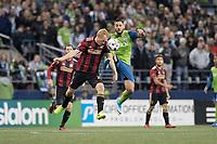 Seattle Sounders FC vs Atlanta United FC, March 31, 2017