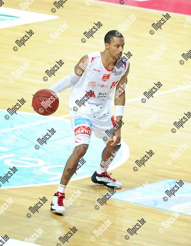 2013-11-02 / Basketbal / seizoen 2013-2014 / Antwerp Giants / Barry Stewart<br /><br />Foto: Mpics.be