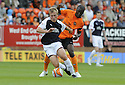 Dundee Utd v Falkirk 29th Aug 2009