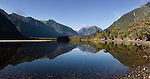 Sutherland Sound. Fiordland National Park. New Zealand.