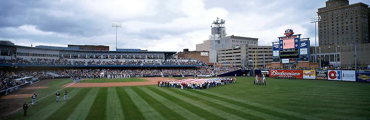 Fifth Third Field / Toledo Mudhens Stadium | Architect: HNTB