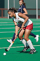STANFORD, CA - OCTOBER 19:  Rachel Bush of the Stanford Cardinal during Stanford's 12-0 win over UC Davis on October 19, 2008 at the Varsity Field Hockey Turf in Stanford, California.