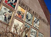 Deutschland, Hamburg, Erotic Art Museum in St. Pauli