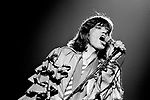 ROLLING STONES 1976 Mick Jagger