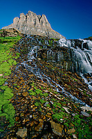 Reynolds Creek and Mt. Clements<br />
