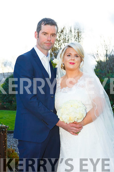 Geraldine Enright and John Houlihan were married at Our Lady of Fatima and St. Senan Church Irremore by Fr. Maurice Brick on Friday 24th November 2017 with a reception at Ballygarry House Hotel