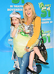 Stephanie Pratt & her niece at The Columbia Pictures' L.A. Premiere of Planet 51 held at The Mann's Village Theatre in Westwood, California on November 14,2009                                                                   Copyright 2009 DVS / RockinExposures