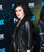 www.acepixs.com<br /> <br /> May 15 2017, New York City<br /> <br /> Rumer Willis arriving at the 2017 FOX Upfront at Wollman Rink, Central Park on May 15, 2017 in New York City.<br /> <br /> By Line: Nancy Rivera/ACE Pictures<br /> <br /> <br /> ACE Pictures Inc<br /> Tel: 6467670430<br /> Email: info@acepixs.com<br /> www.acepixs.com