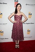 "CULVER CITY , CA June 15  Lena Hall, At 2017 Los Angeles Film Festival - Premiere Of ""Becks"" at The Arclight Cinemas Culver City, California on June 15, 2017. Credit: Faye Sadou/MediaPunch"