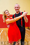 Ballymac GAA Club are holding a Strictly Love Dancing Event on Saturday 13th February 2016 in Ballygarry House Hotel at 8.00pm Pictured Joan McElligott and Patrick White