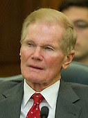 United States Senator Bill Nelson (Democrat of Florida) listens to testimony before the U.S. Senate Committee on Commerce, Science, and Transportation on several nominations on Capitol Hill in Washington, D.C. on Wednesday, June 11, 2014. <br /> Credit: Ron Sachs / CNP