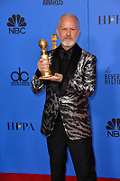 LOS ANGELES, CA. January 06, 2019: Ryan Murphy at the 2019 Golden Globe Awards at the Beverly Hilton Hotel.<br /> Picture: Paul Smith/Featureflash