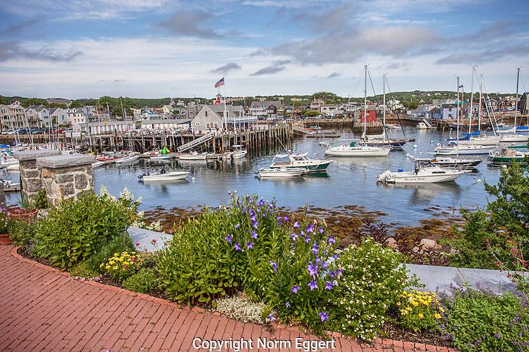 Rockport, MA Harbor #3