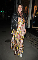 Lisa Snowdon at the ELA London spring/summer 19 collection launch party, ELA, Brompton Road, London, England, UK, on Tuesday 14th May 2019.<br /> CAP/CAN<br /> ©CAN/Capital Pictures