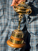 23.09.2014. Gleneagles, Auchterarder, Perthshire, Scotland.  The Ryder Cup.  The Ryder Cup during the Team Europe photo call.