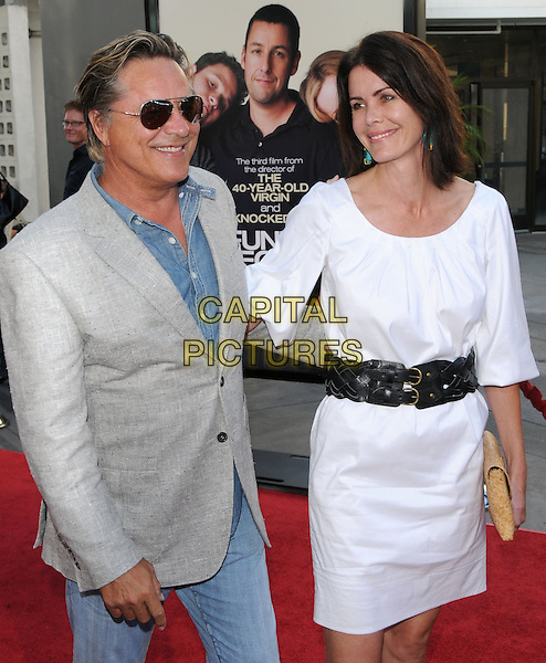 9410ede7adcc3 DON JOHNSON   KELLEY PHLEGER.The Universal Pictures  Premiere of