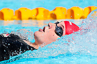 Picture by Alex Whitehead/SWpix.com - 05/04/2018 - Commonwealth Games - Swimming - Optus Aquatics Centre, Gold Coast, Australia - Abbie Wood of England in action during the Women's 400m Individual Medley heats.
