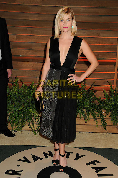 02 March 2014 - West Hollywood, California - Reese Witherspoon. 2014 Vanity Fair Oscar Party following the 86th Academy Awards held at Sunset Plaza. <br /> CAP/ADM/BP<br /> &copy;Byron Purvis/AdMedia/Capital Pictures