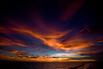 Sunset over Ko Samet island, Thailand..Copyright: Helen Atkinson 2008 +447976265253