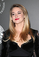 SANTA MONICA, CA - JANUARY 6: Shailene Woodley at Art of Elysium's 11th Annual HEAVEN Celebration at Barker Hangar in Santa Monica, California on January 6, 2018. <br /> CAP/MPI/FS<br /> &copy;FS/MPI/Capital Pictures