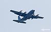Plane above Delaware Park racetrack on 6/16/14