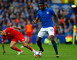 Everton's Cuco Martina in action during the pre season friendly match at Goodison Park Stadium, Liverpool. Picture date 6th August 2017. Picture credit should read: Paul Thomas/Sportimage