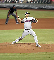 Leandro Linares - Glendale Desert Dogs - 2017 Arizona Fall League (Bill Mitchell)