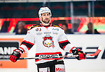 Stockholm 2014-10-14 Ishockey Hockeyallsvenskan AIK - Malm&ouml; Redhawks :  <br /> Malm&ouml; Redhawks Colin Stuart <br /> (Foto: Kenta J&ouml;nsson) Nyckelord:  AIK Gnaget Hockeyallsvenskan Allsvenskan Hovet Johanneshov Isstadion Malm&ouml; Redhawks portr&auml;tt portrait