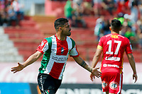 Futbol 2018 1A Palestino vs Union Española