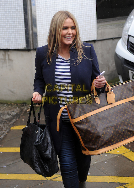 LONDON, ENGLAND - APRIL 07: Patsy Kensit at ITV Studios on April 7th, 2014 in London, England.<br /> CAP/AOU<br /> &copy;AOU/Capital Pictures