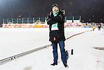 Stockholm 2015-01-30 Bandy Elitserien Hammarby IF - Sandvikens AIK :  <br /> Hammarbys klubbchef vd Niclas Swan&eacute;r Swaner i pausvilan under matchen mellan Hammarby IF och Sandvikens AIK <br /> (Foto: Kenta J&ouml;nsson) Nyckelord:  Elitserien Bandy Zinkensdamms IP Zinkensdamm Zinken Hammarby Bajen HIF Sandviken SAIK portr&auml;tt portrait