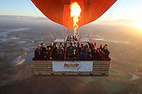 20140805 August 05 Hot Air Balloon Gold Coast