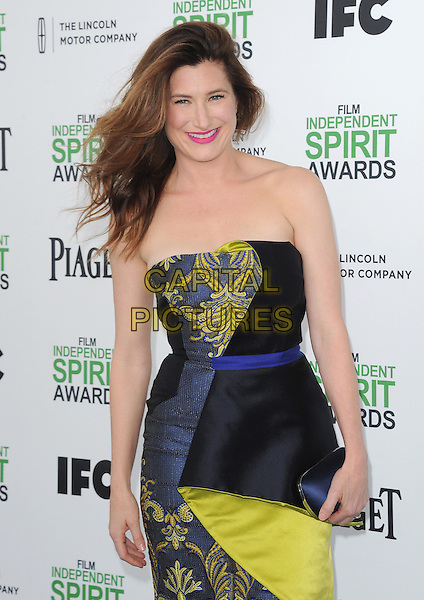 SANTA MONICA, CA, MARCH 01: Kathryn Hahn at The 2014 Film Independent Spirit Awards held at Santa Monica Beach in Santa Monica, California, USA on March 1st, 2014.                                                                              <br /> CAP/DVS<br /> &copy;Debbie VanStory/Capital Pictures