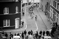 The peloton attacks the Alsemberg<br /> <br /> 56th De Brabantse Pijl - La Fl&egrave;che Braban&ccedil;onne (1.HC)