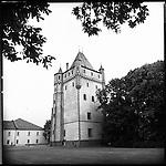 A castle where Beethoven once studied, Prague, Czech Republic.
